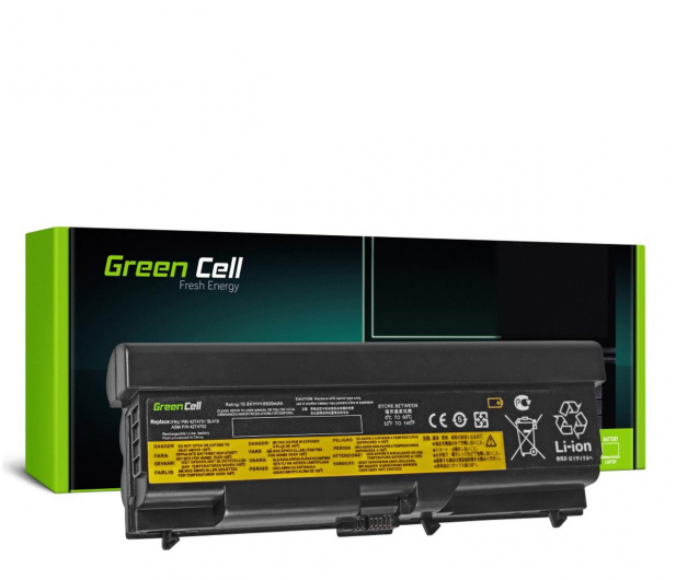 Green Cell Bateria do Lenovo (6600 mAh, 10.8V, 11.1V) - 514988 - zdjęcie