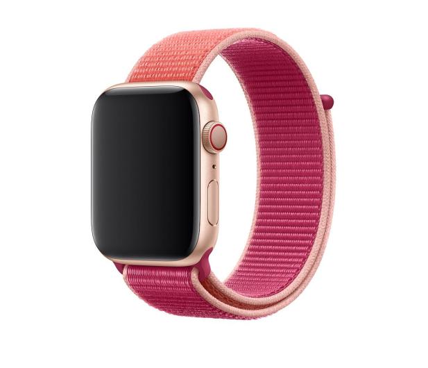 Apple Opaska Sportowa do Apple Watch krwisty róż - 515993 - zdjęcie 3