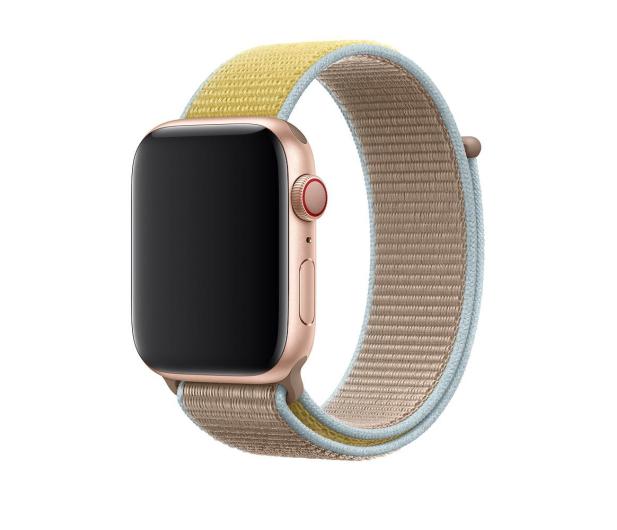 Apple Opaska sportowa jasno brązowa do koperty 44 mm - 515991 - zdjęcie 3
