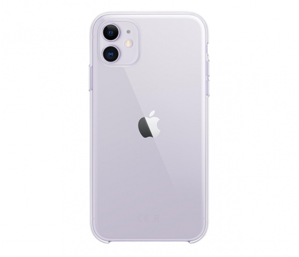 Apple Clear Case do iPhone 11 - 514605 - zdjęcie