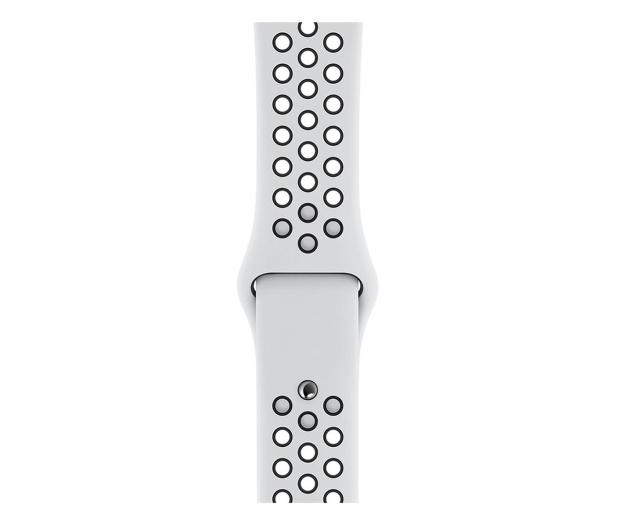 Apple Pasek sportowy Nike biało czarny 44 mm - 515988 - zdjęcie