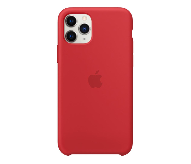 Apple Silicone Case do iPhone 11 Pro (PRODUCT)RED - 514609 - zdjęcie