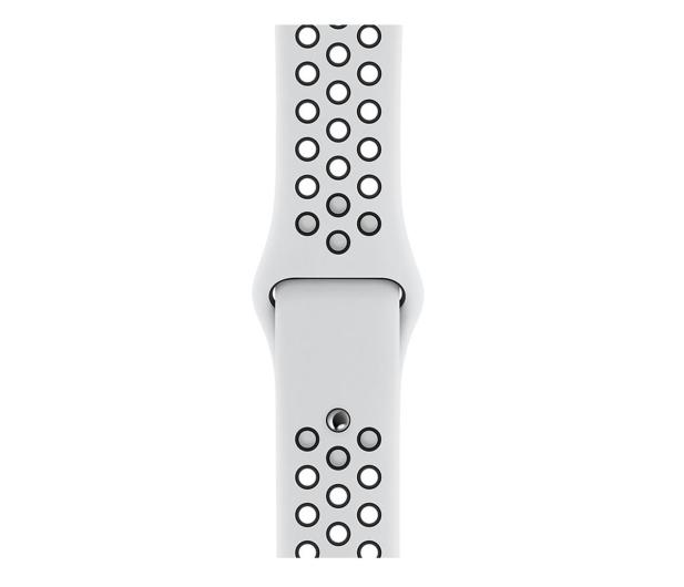 Apple Pasek Sportowy Nike do Apple Watch czysta platyna - 515985 - zdjęcie