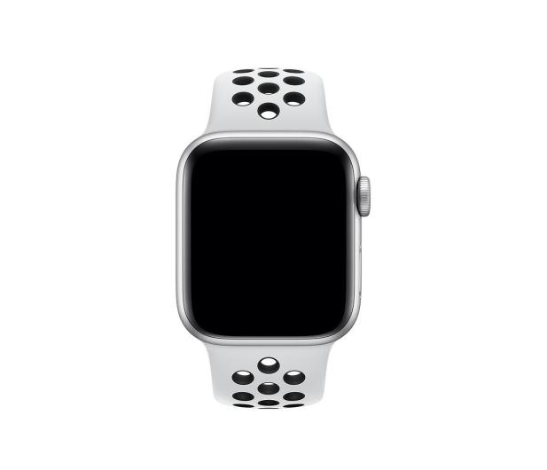Apple Pasek Sportowy Nike do Apple Watch czysta platyna - 515985 - zdjęcie 2