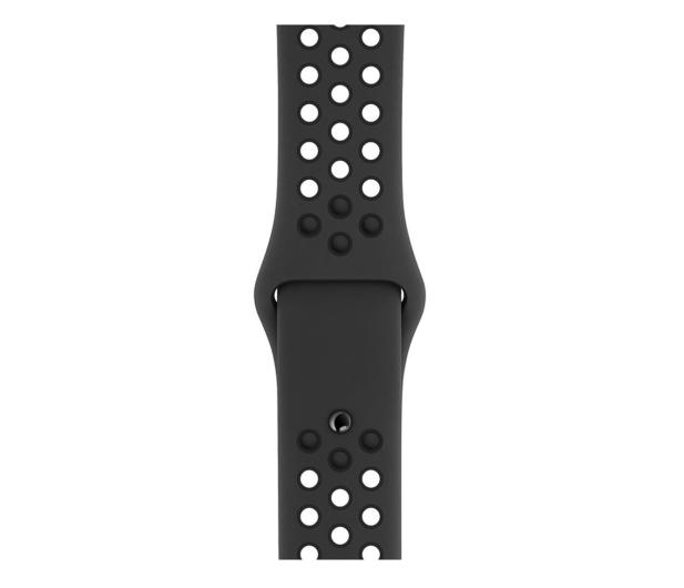 Apple Pasek Sportowy Nike do Apple Watch antracyt/czarny - 515984 - zdjęcie