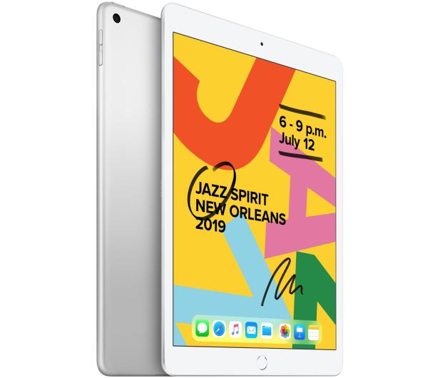 "Apple iPad 10,2"" 128GB Silver Wi-Fi - 515896 - zdjęcie 2"