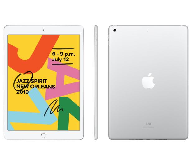 "Apple iPad 10,2"" 128GB Silver Wi-Fi - 515896 - zdjęcie 3"