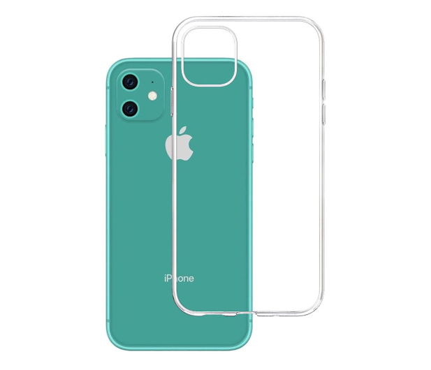 3mk Clear Case do iPhone 11 - 514601 - zdjęcie 1