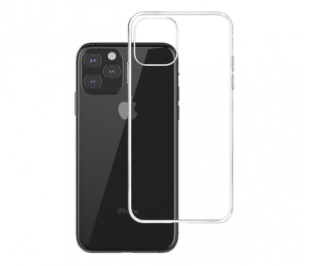 3mk Clear Case do iPhone 11 Pro - 514599 - zdjęcie 1