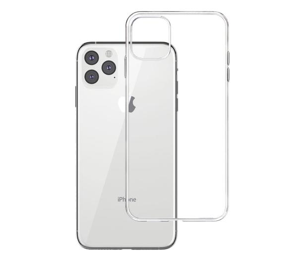 3mk Clear Case do iPhone 11 Pro Max - 514603 - zdjęcie