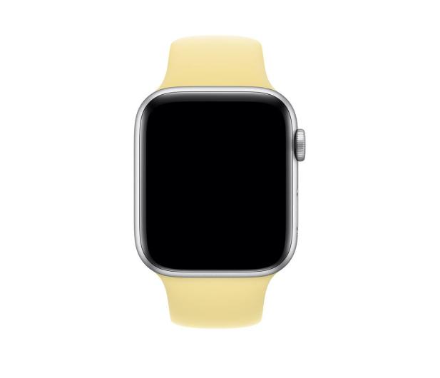 Apple Pasek sportowy cytrynowy 44 mm  - 515967 - zdjęcie 2