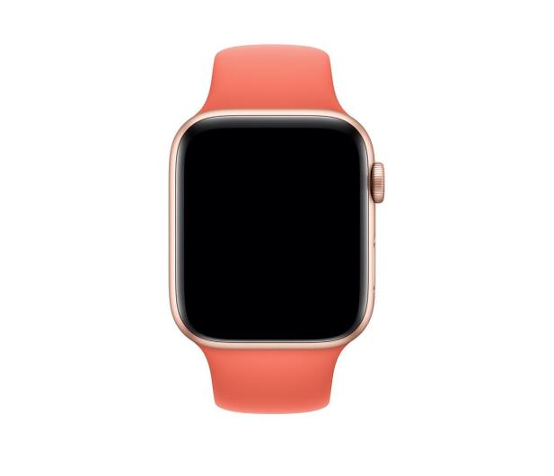 Apple Pasek Sportowy do Apple Watch mandarynkowy - 515966 - zdjęcie 2
