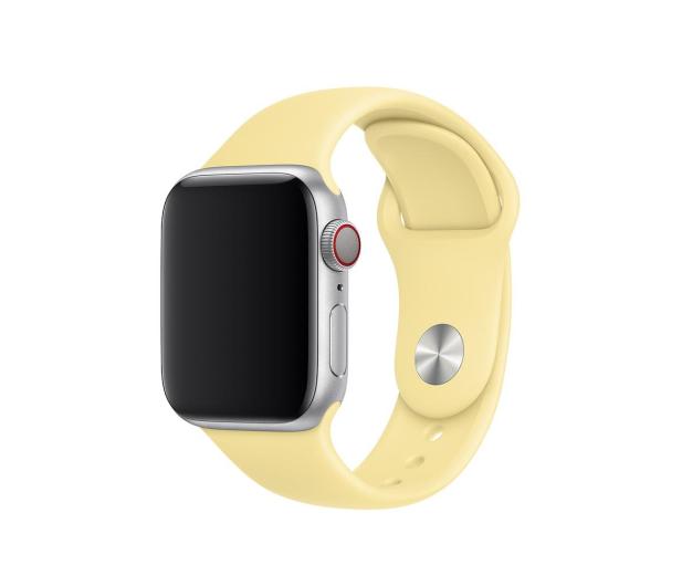 Apple Pasek sportowy cytrynowy 40 mm  - 515964 - zdjęcie 3