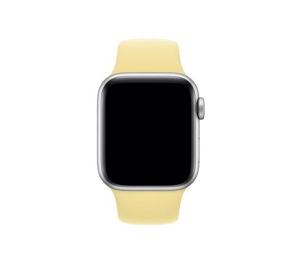 Apple Pasek sportowy cytrynowy 40 mm  - 515964 - zdjęcie 2