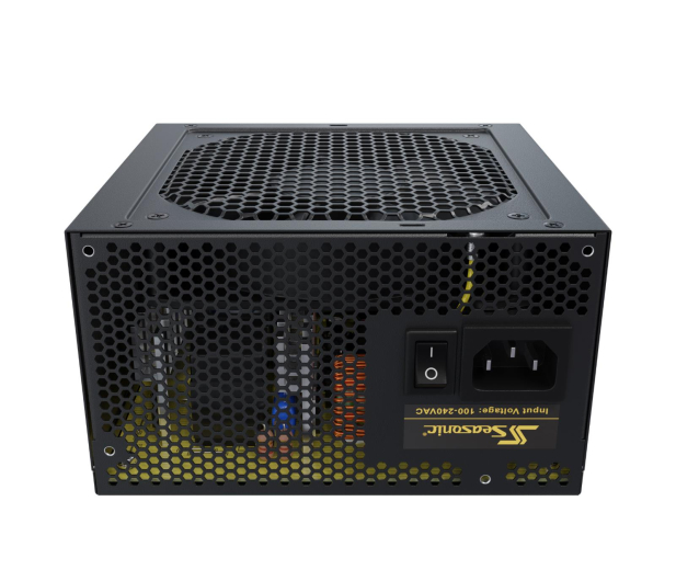 Seasonic Core GM 650W 80 Plus Gold - 514823 - zdjęcie 3