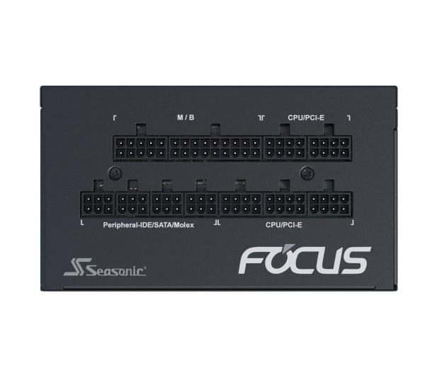 Seasonic Focus GX 750W 80 Plus Gold  - 514792 - zdjęcie 5