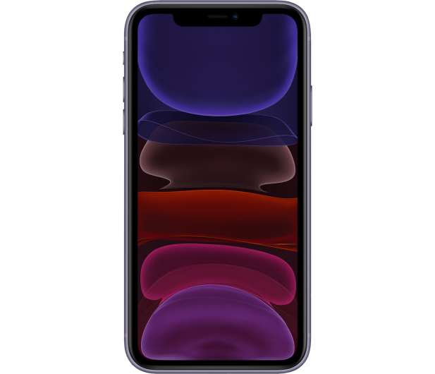 Apple iPhone 11 128GB Purple - 515861 - zdjęcie 3
