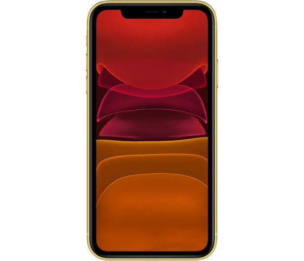 Apple iPhone 11 64GB Yellow - 515851 - zdjęcie 3