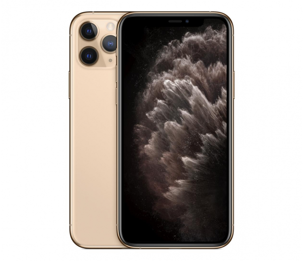 Apple iPhone 11 Pro 256GB Gold - 515881 - zdjęcie
