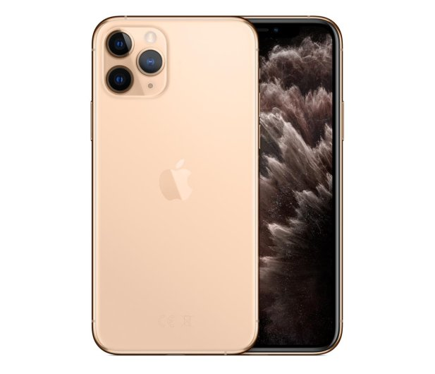 Apple iPhone 11 Pro 256GB Gold - 515881 - zdjęcie 2