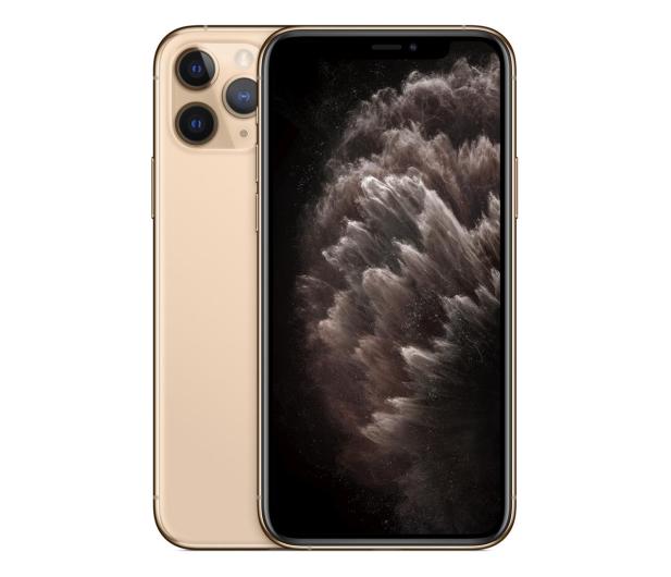 Apple iPhone 11 Pro Max 256GB Gold - 515838 - zdjęcie