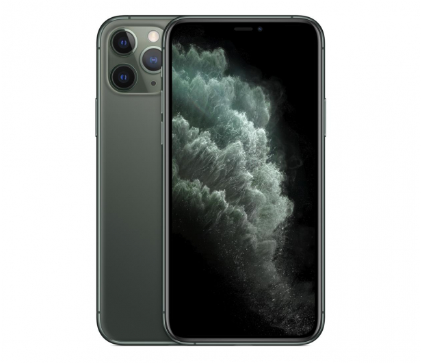 Apple iPhone 11 Pro Max 64GB Midnight Green - 515837 - zdjęcie