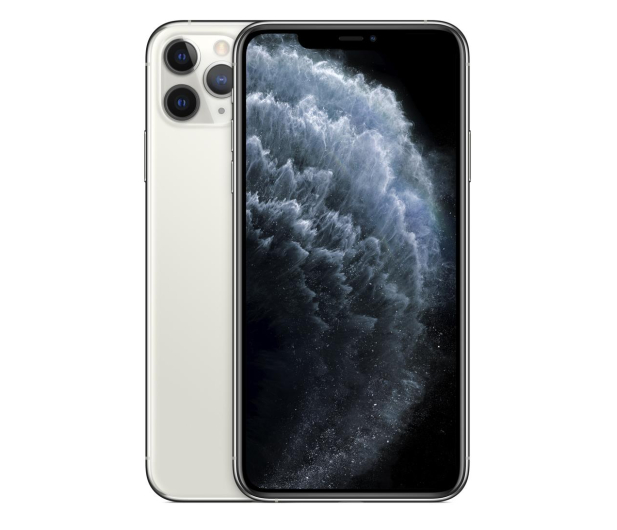 Apple iPhone 11 Pro Max 64GB Silver - 515835 - zdjęcie