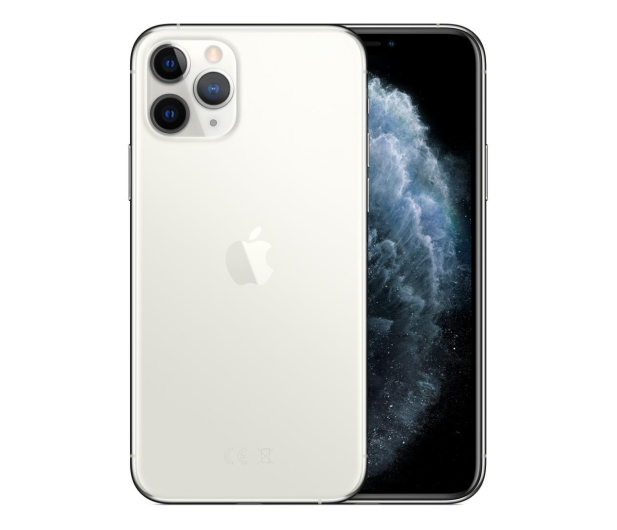 Apple iPhone 11 Pro Max 64GB Silver - 515835 - zdjęcie 2