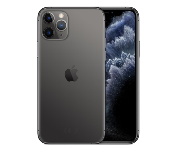 Apple iPhone 11 Pro Max 64GB Space Gray - 515836 - zdjęcie 2