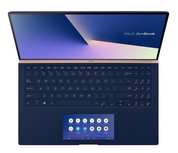 ASUS ZenBook 15 UX534FT i7-8565U/16GB/1TB/Win10 GTX1650 - 514796 - zdjęcie 5