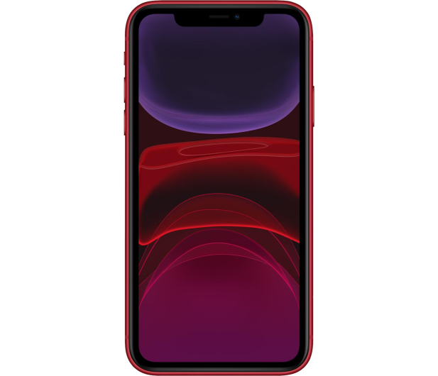 Apple iPhone 11 64GB (PRODUCT)Red - 515854 - zdjęcie 3