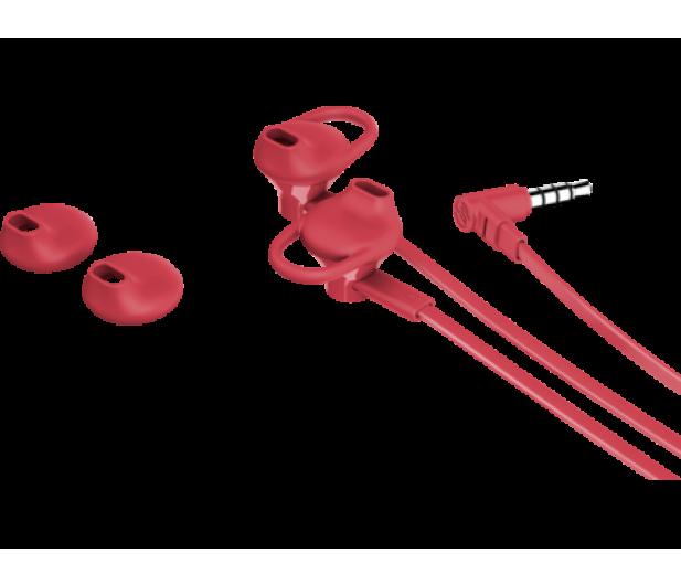 HP 150 douszne (czerwony)  - 481583 - zdjęcie