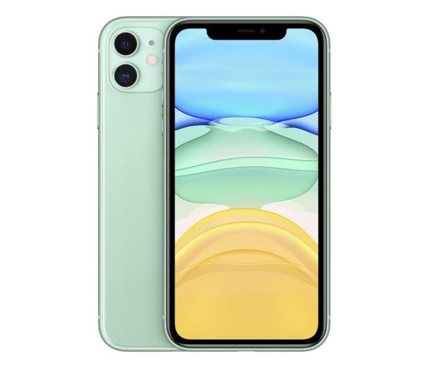 Apple iPhone 11 64GB Green - 515850 - zdjęcie