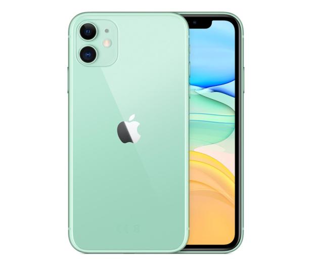Apple iPhone 11 64GB Green - 515850 - zdjęcie 2