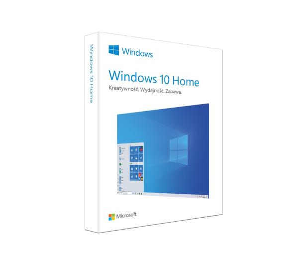 Microsoft Windows 10 Home PL 32/64bit BOX USB - 254997 - zdjęcie 2