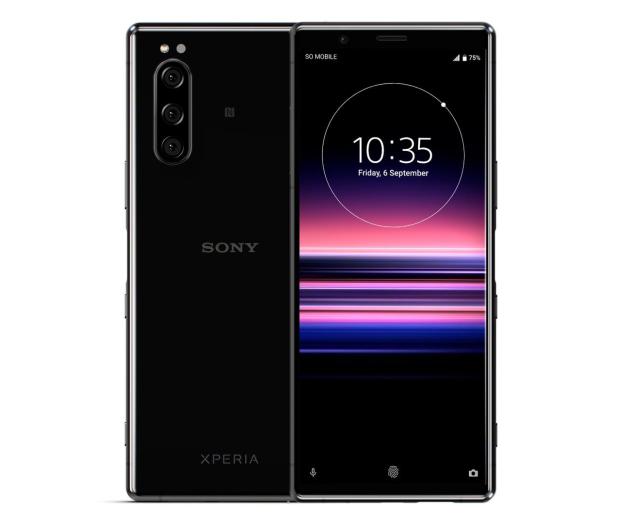 Sony Xperia 5 J9210 6/128GB Dual SIM czarny - 516013 - zdjęcie