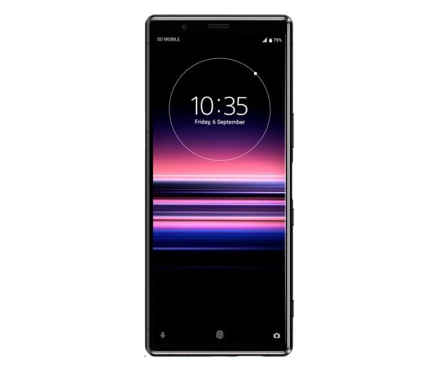 Sony Xperia 5 J9210 6/128GB Dual SIM czarny - 516013 - zdjęcie 2