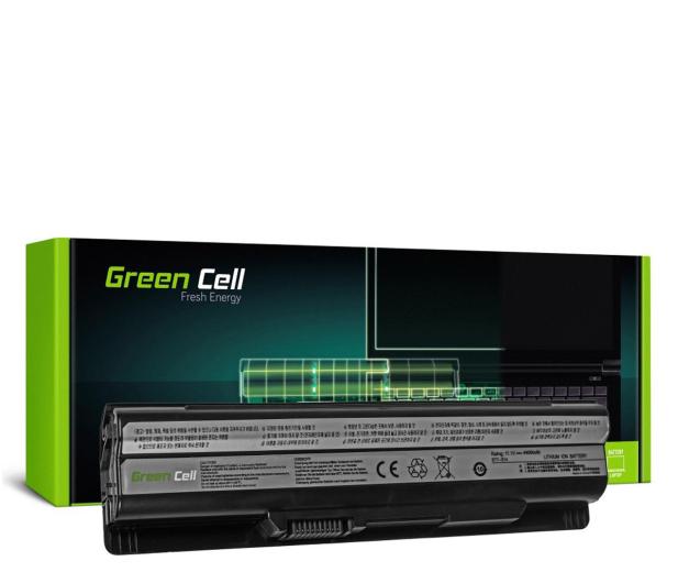 Green Cell Bateria do MSI (4400 mAh, 11.1V, 10.8V) - 514996 - zdjęcie