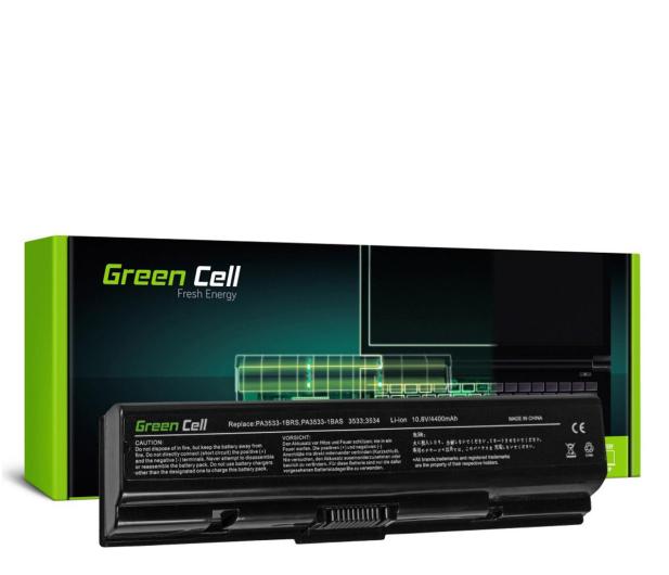 Green Cell Bateria do Toshiba (4400 mAh, 10.8V, 11.1V) - 515006 - zdjęcie