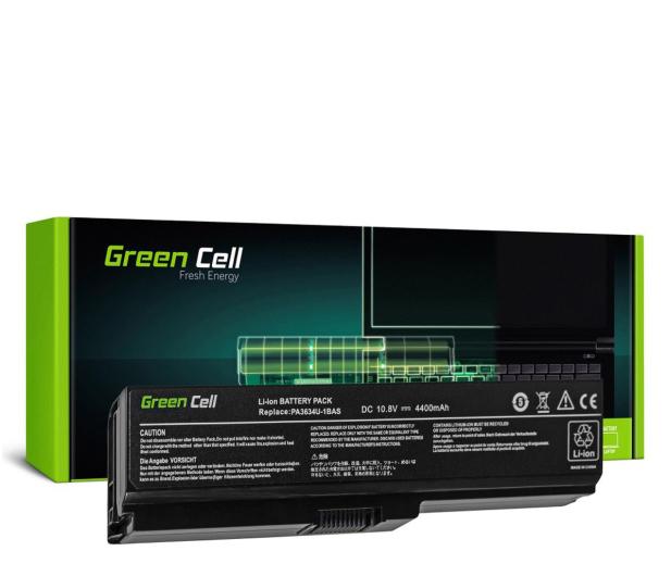 Green Cell Bateria do Toshiba (4400 mAh, 10.8V, 11.1V) - 515007 - zdjęcie