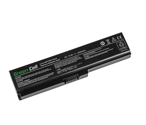 Green Cell Bateria do Toshiba (4400 mAh, 10.8V, 11.1V) - 515008 - zdjęcie 3