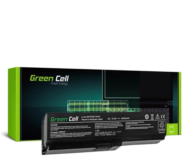 Green Cell Bateria do Toshiba (4400 mAh, 10.8V, 11.1V) - 515008 - zdjęcie