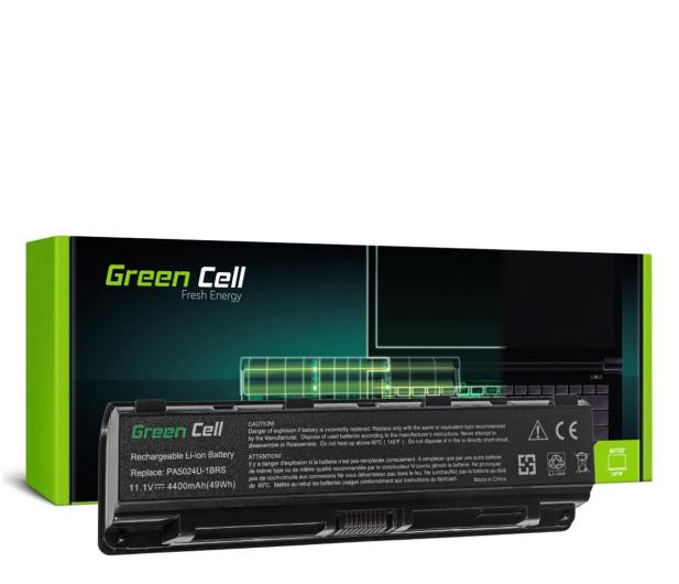 Green Cell Bateria do Toshiba (4400 mAh, 10.8V, 11.1V) - 515010 - zdjęcie