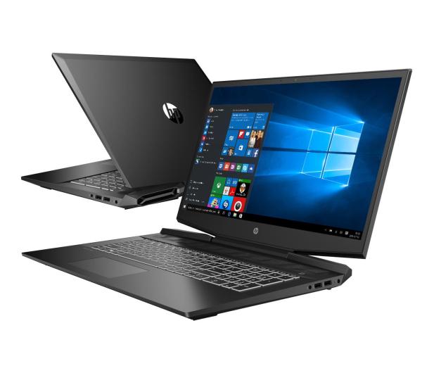 HP Pavilion Gaming i5-9300H/16GB/480/Win10x GTX1650  - 515298 - zdjęcie