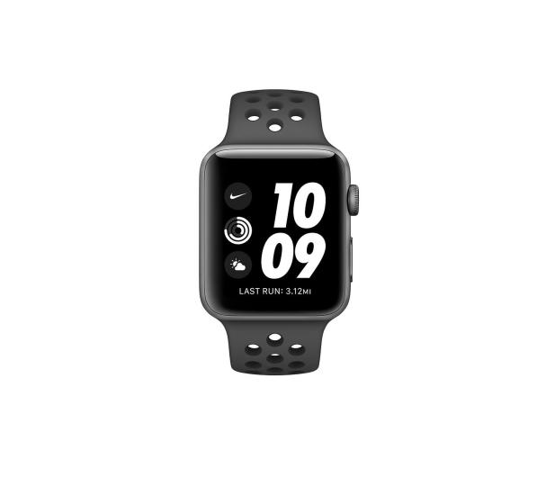 Apple Watch 3 Nike+ 38/Space Gray/Black Sport GPS - 516113 - zdjęcie 2