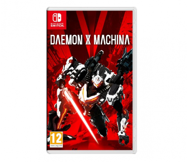 Switch Daemon X Machina - 515726 - zdjęcie