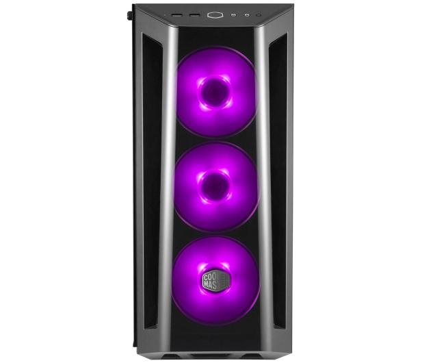 Cooler Master Masterbox MB520 RGB  - 515376 - zdjęcie 2
