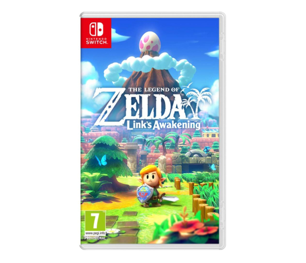 Switch The Legend of Zelda: Link's Awakening - 516728 - zdjęcie