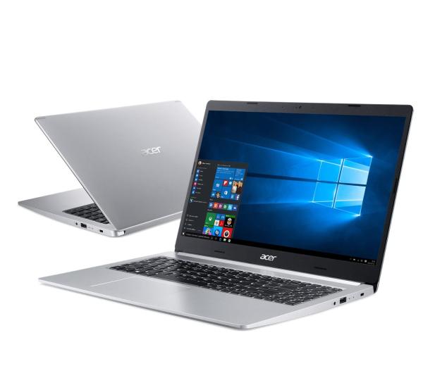 Acer Aspire 5 i5-10210/16GB/512/Win10 MX250 Srebrny - 517997 - zdjęcie