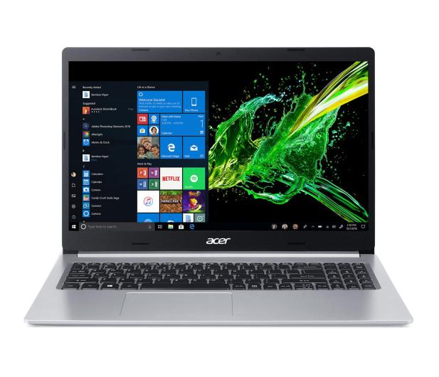 Acer Aspire 5 i5-10210/16GB/512/Win10 MX250 Srebrny - 517997 - zdjęcie 3